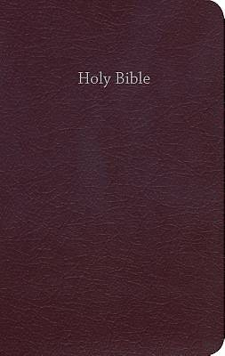 Picture of CEB Common English Bible Gift & Award Burgundy Red Letter Edition