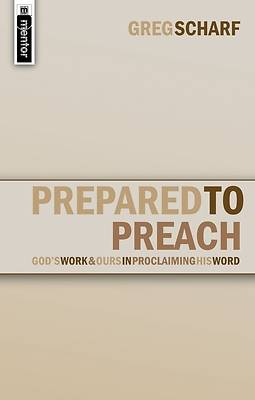 Picture of Prepared to Preach