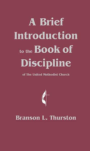 Picture of A Brief Introduction to the Book of Discipline of The United Methodist Church (Set of 10)