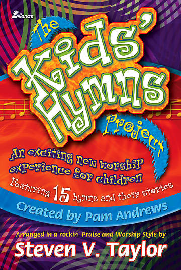 The Kids Hymn Project Listening CD