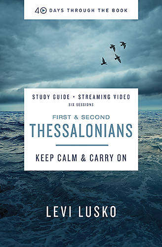 Picture of 1 and 2 Thessalonians Study Guide