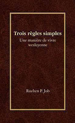 Picture of Trois règles simples