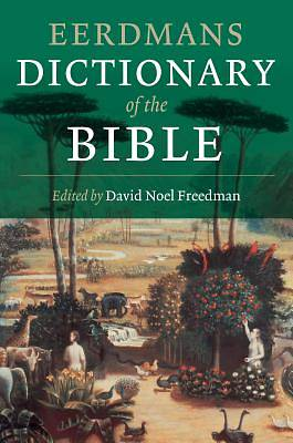 Picture of Eerdmans Dictionary of the Bible