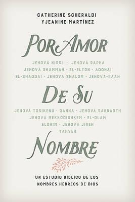 Picture of Por Amor de Su Nombre