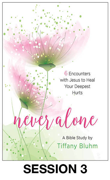 Picture of Never Alone - Women's Bible Study Streaming Video Session 3