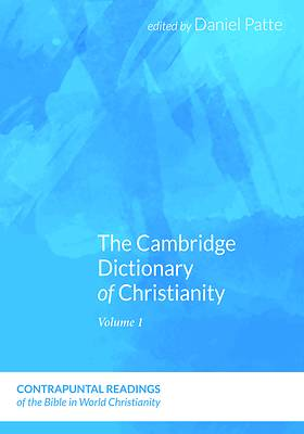 Picture of The Cambridge Dictionary of Christianity, Two Volume Set