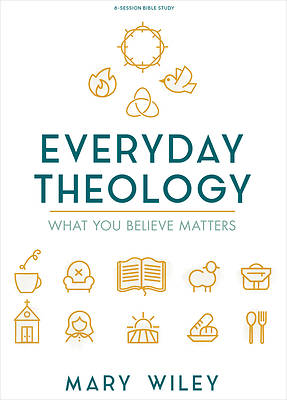 Picture of Everyday Theology - Bible Study Book