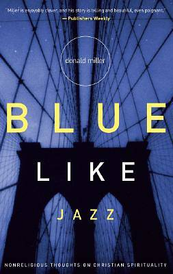 Blue Like Jazz CD