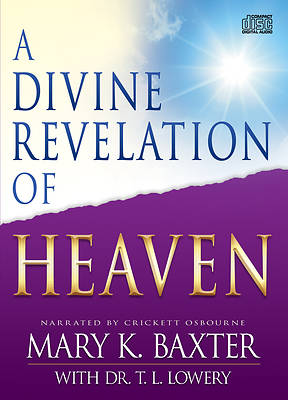 Picture of A Divine Revelation of Heaven