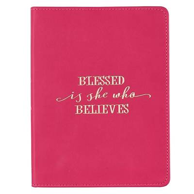 Picture of Journal Handy Luxleather Blessed Is She