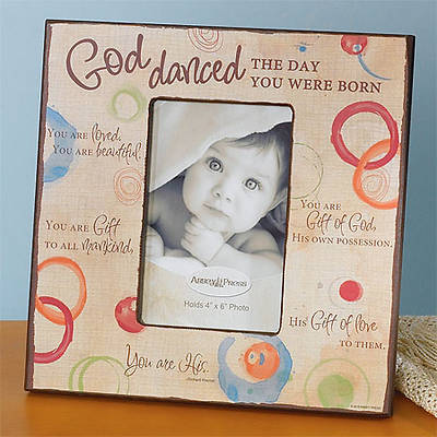 Picture of GOD DANCED PHOTO FRAME
