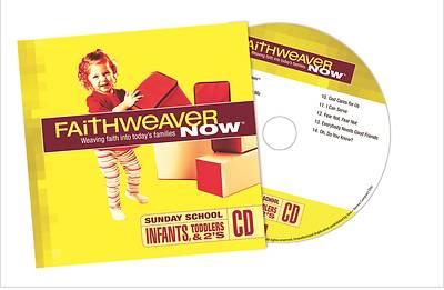 Picture of FaithWeaver Now Infant-Toddler Two CD Fall 2021
