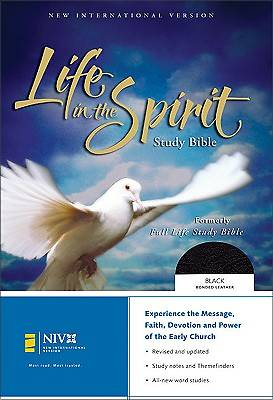 Life in the Spirit Study Bible-NIV