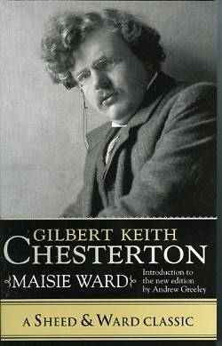 Picture of Gilbert Keith Chesterton