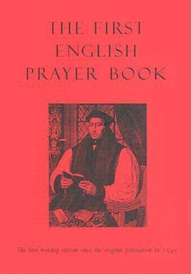 Picture of First English Prayer Book