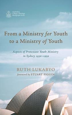 Picture of From a Ministry for Youth to a Ministry of Youth