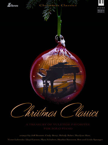Christmas Classics Keyboard Book