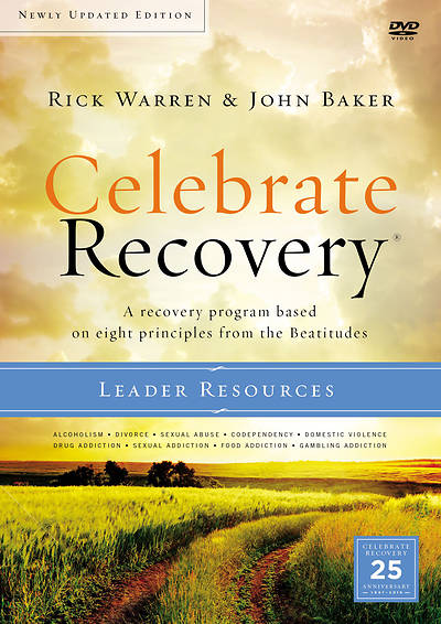 Picture of Celebrate Recovery Updated Leader Resources DVD
