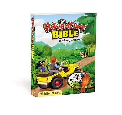 Adventure Bible for Early Readers-NIRV