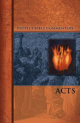 Peoples Bible Commentary - Acts