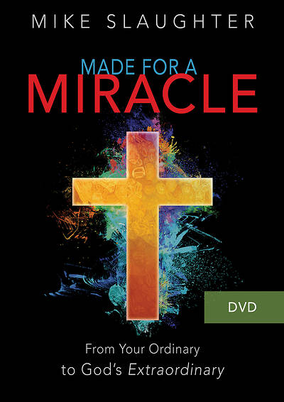 Picture of Made for a Miracle DVD