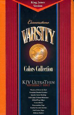 Varsity Ultrathin Reference Bible-KJV