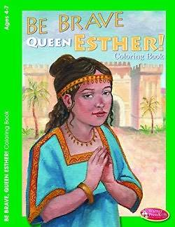 Be Brave Queen Esther