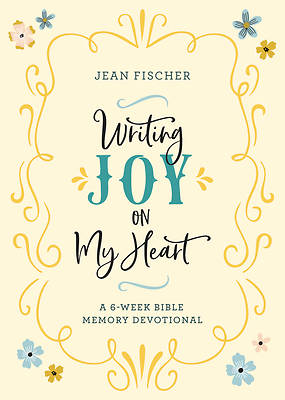 Picture of Writing Joy on My Heart