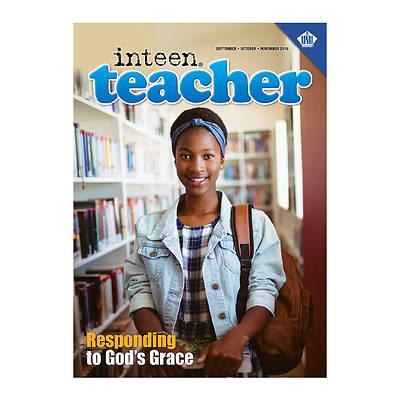 Picture of UMI InTeen Teacher Book Fall 2019