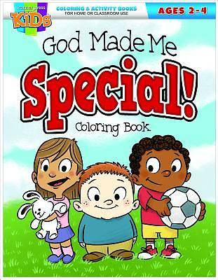 Picture of God Made Me Special (2-4)