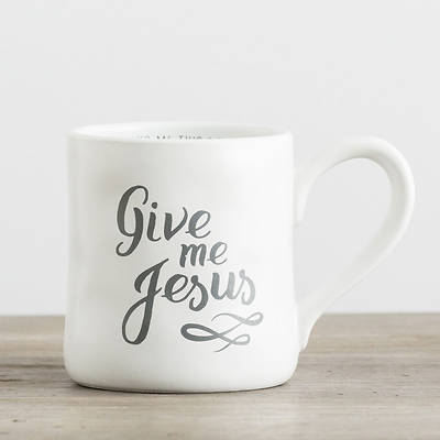 Picture of Mug - Give Me Jesus