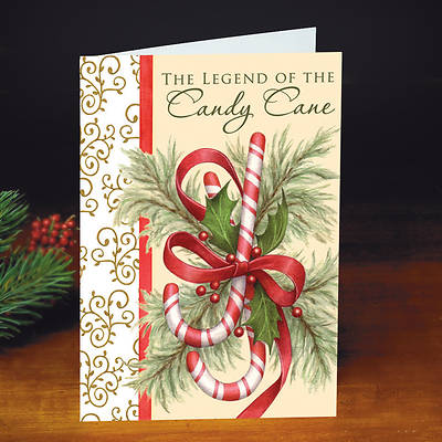 Legend of the Candy Cane Boxed Christmas Cards