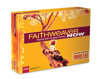 Picture of FaithWeaver Now Grades 1 & 2 Teacher Pack Fall 2019