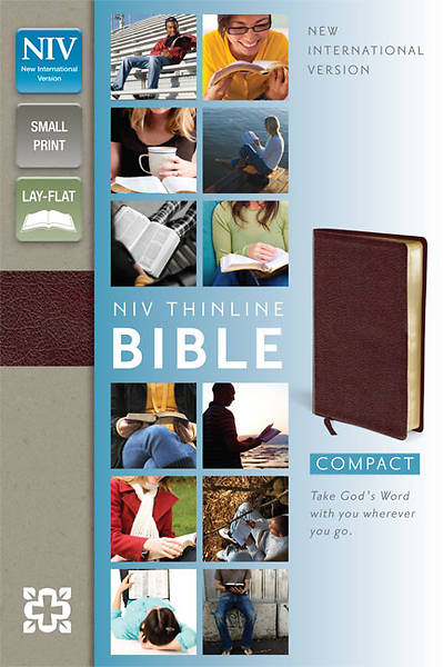 New International Version Thinline Bible, Compact