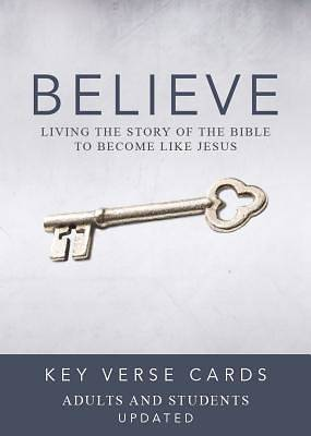 Believe Key Verse Cards