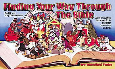Picture of Finding Your Way Through the Bible - New International Version