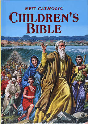 Bible Childrens New Catholic