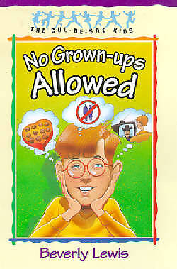 No Grown-Ups Allowed