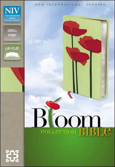 Picture of NIV Thinline Bloom Collection Bible, Compact