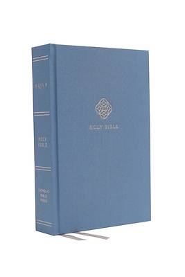 Nrsv, Catholic Bible, Journal Edition, Cloth Over Board, Blue, Comfort Print