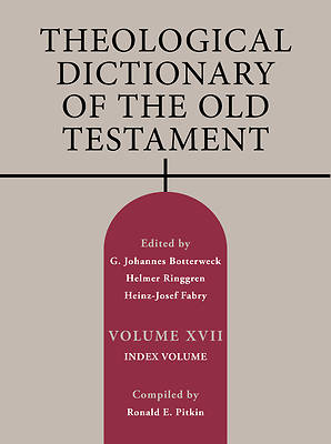 Picture of Theological Dictionary of the Old Testament, Volume XVII