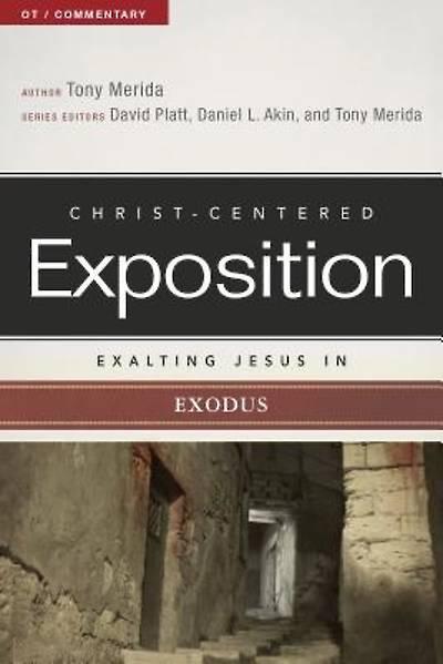 Picture of Exalting Jesus in Exodus