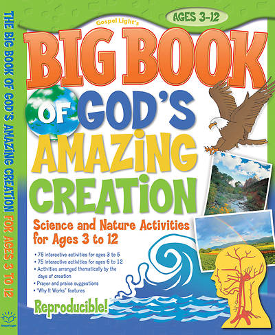 Big Book of Gods Amazing Creation