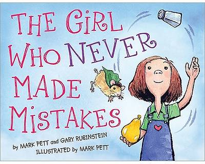 Picture of The Girl Who Never Made Mistakes