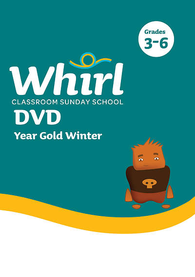 Whirl Classroom Grades 3-6 DVD Winter Year Gold
