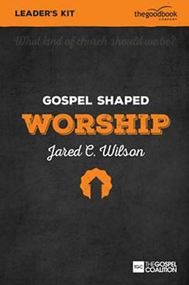 Picture of Gospel Shaped Worship - DVD Leader Kit