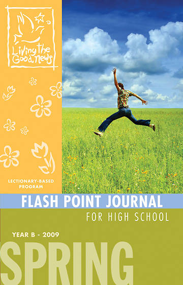 Picture of Living the Good News Spring Flash Point Scripture Journal 2009