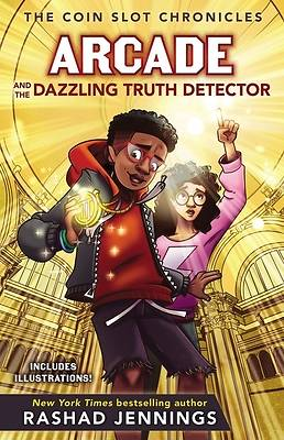 Picture of Arcade and the Dazzling Truth Detector