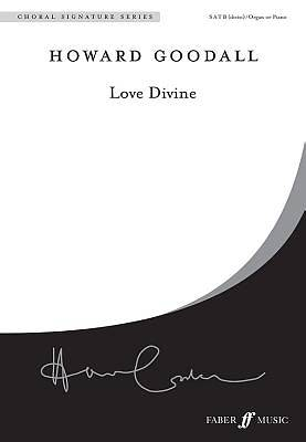 Love Divine; SATB (divisi)/Organ or Piano