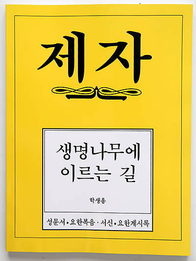Disciple IV Korean Study Manual